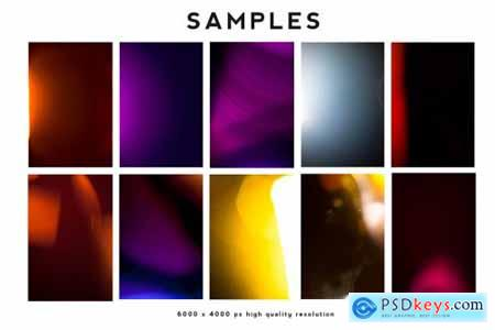 90+ Retro Analog Light Leaks Bundle 4691496
