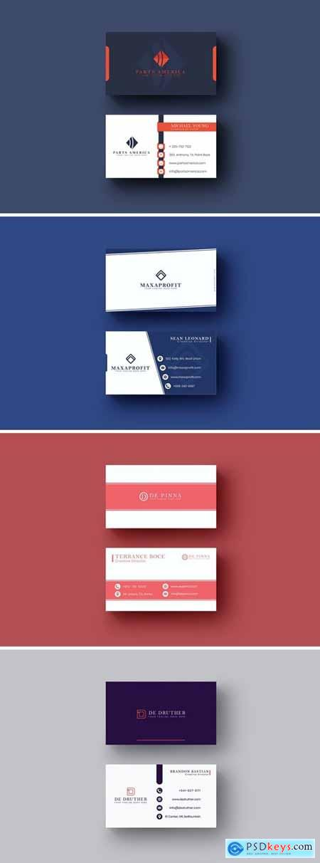 Business Card Bundle 20
