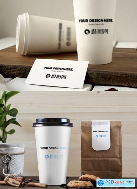cup packaging mockup 400742349