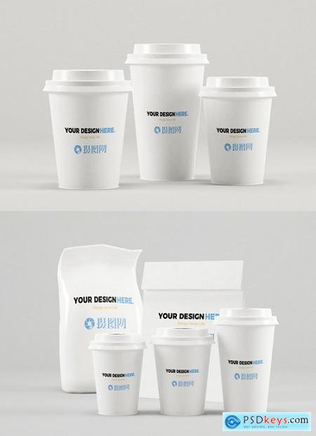 cup packaging mockup 400765524