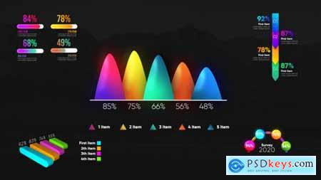 Infographic Modern Graphs 27371616