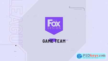 Action Game Logo Transition 27386424