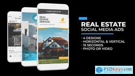 Real Estate Social Media Ads 22555647