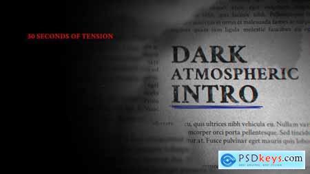 Taku Dark Atmospheric Intro 24008785