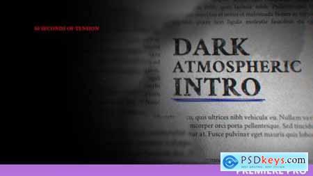 Taku Dark Atmospheric Intro for Premiere 24642710