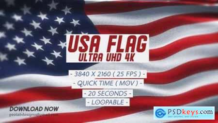 USA Flag Ultra UHD 4K 27279708