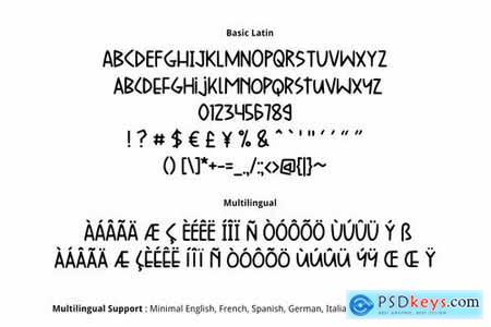 Tiny Queen Font