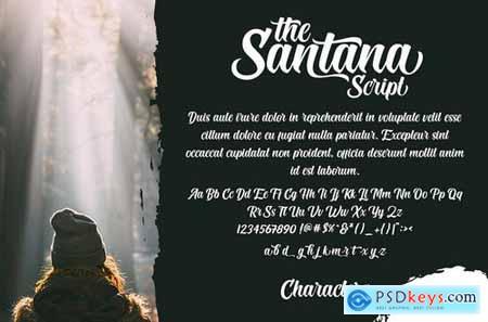 The Santana Script