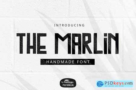 The Marlin Font