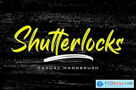 Shutterlocks - Casual Handbrush