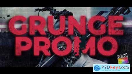 Grunge Neon Promo 27405354