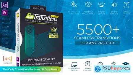 AinTransitions Ultimate Multipurpose Transitions Pack 26050211