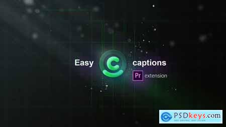 Easy Captions for Premiere Pro Search Edit SRT Files 25133306