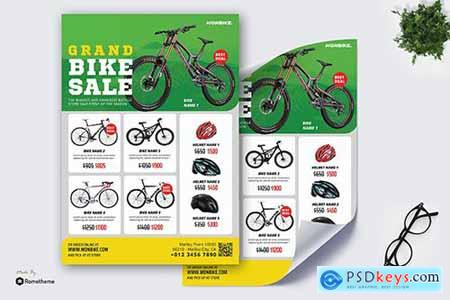 Monbike - Product Poster RB