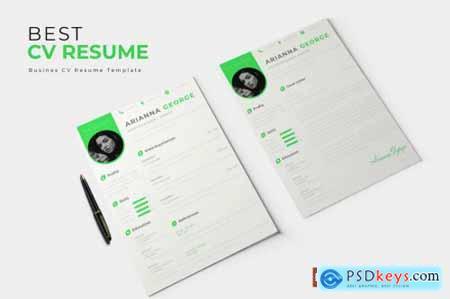 Best - CV & Resume
