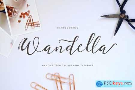 Wandella Script