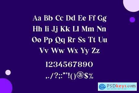 Watch Quinn Serif Font