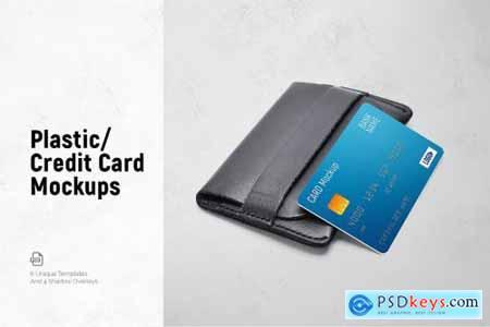 Credit Card Mockups 5042094