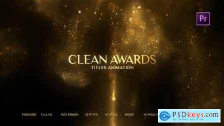 Golden Particles Award Titles – Mogrt 27480757