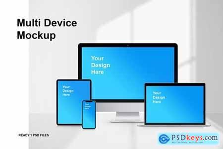 Multi Device Mockup