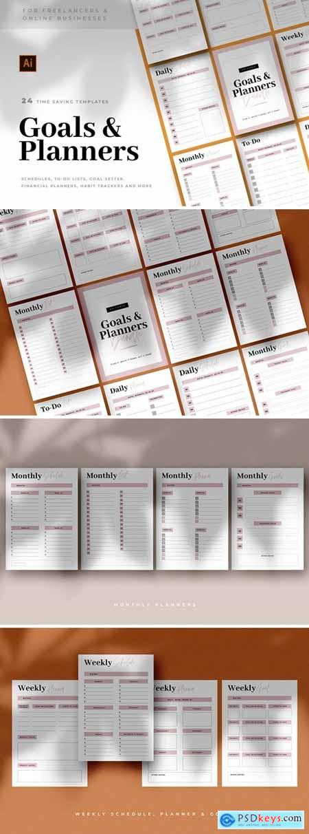 To-Do Lists & Planners Bundle