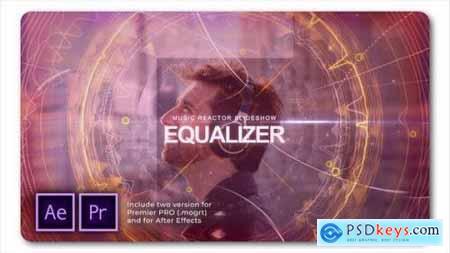 Equalizer Music Reactor Slideshow 27456589