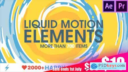 Liquid Motion Elements V4 15789530