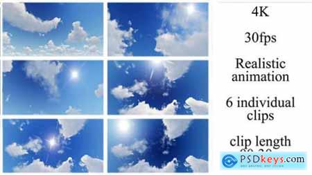 Sky and Clouds Pack 21469484