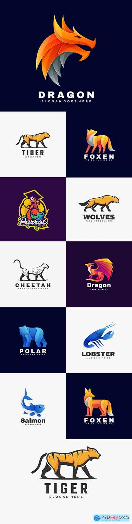 Brand name company logos business corporate design 17