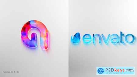 Clean Colorful Logo Reveal 26775824