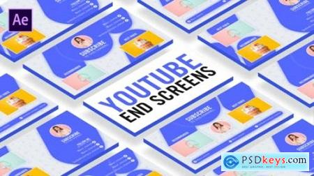 Clean Youtube End Screens 27066797