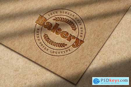 Elegant Luxury Logo Mockup Set 5144616