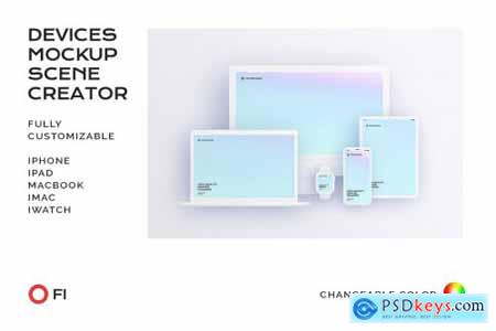 Device Scene Creator Bundle Phone 4697417