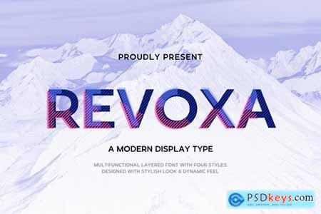 Revoxa - Modern Display
