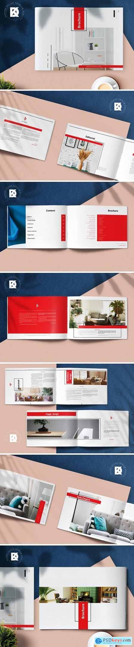 Furniture - Interior Brochure