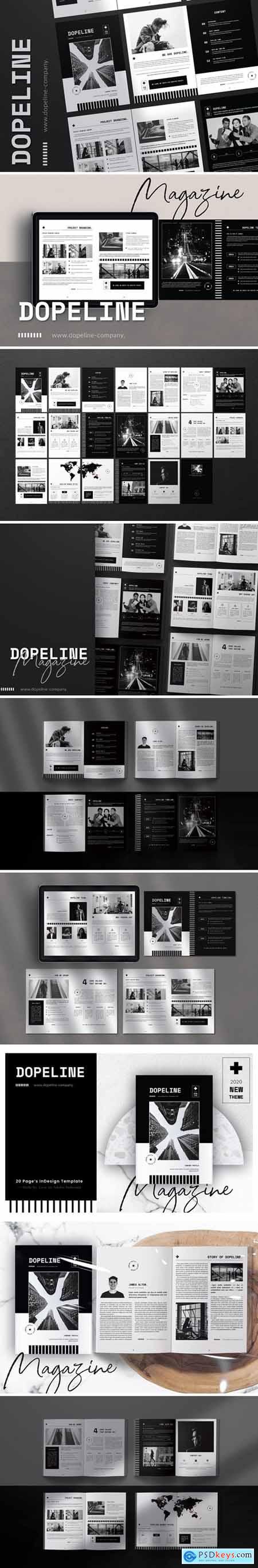 Company Profile Magazine