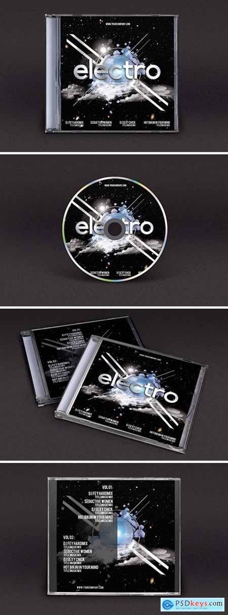 CD Cover Electro