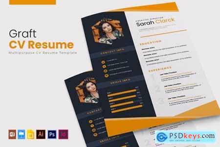 Graft - CV & Resume