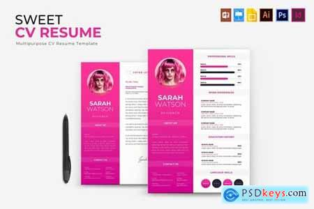 Sweet - CV & Resume