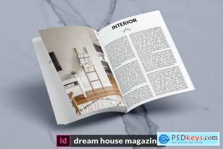 Dream House - Magazine