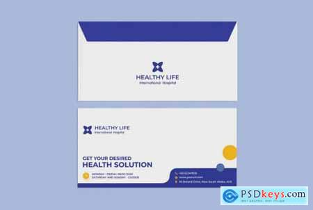 Medical healthy envelope