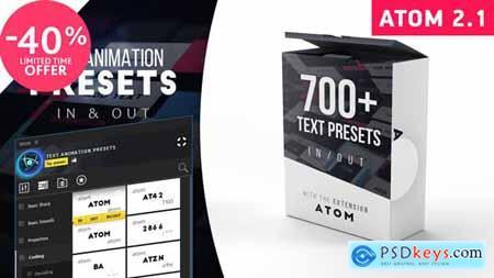 Text Presets Atom V2.1 23150189