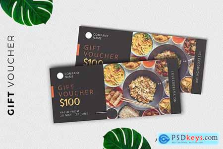 Gift Voucher Card Promotion316