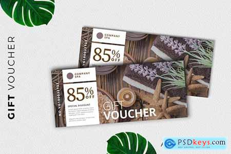 Gift Voucher Card Promotion875