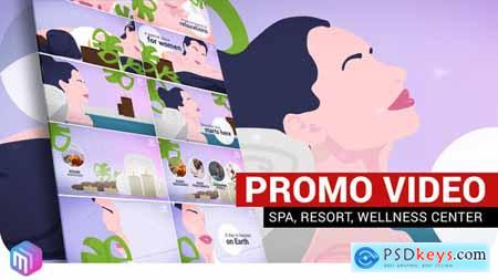 SPA, Resort, Wellness center - Promo video 27269755