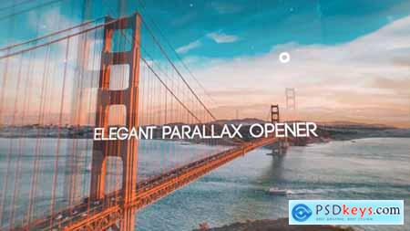 Glitch Parallax Opener 16885984