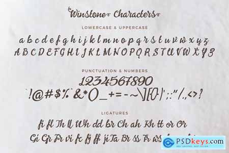 Winstone Script