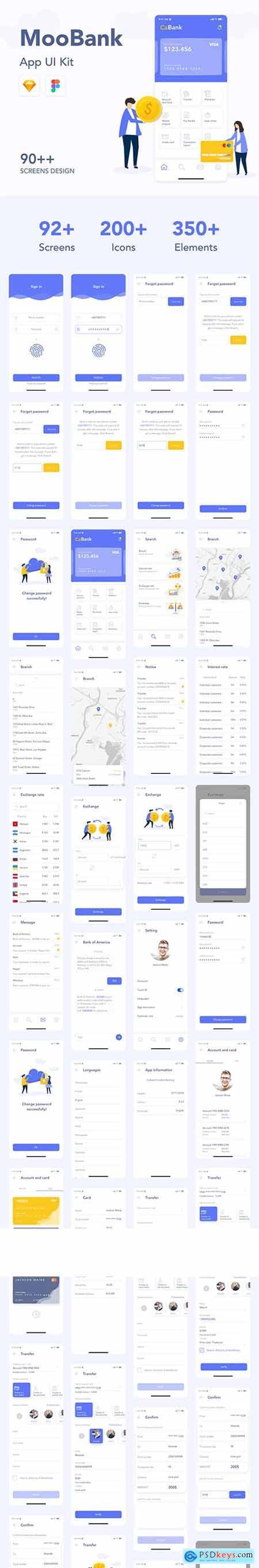 MooBank UI Kit