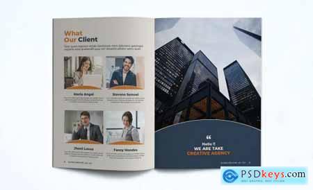Business Brochure 4