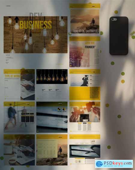 Social Media Business Plan Post Layouts 362610856